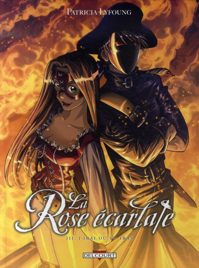 Couverture La rose écarlate tome 3