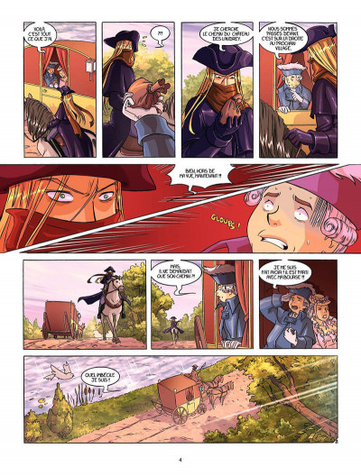 Page 3 La rose écarlate tome 3