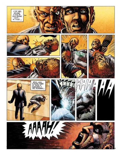 Page 1 le chant des stryges tome 11 - saison 2 - cellules