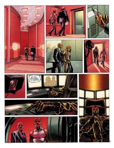Page 3 le chant des stryges tome 11 - saison 2 - cellules