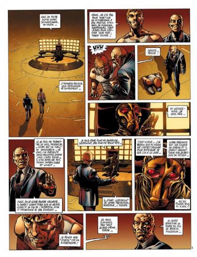 Page 4 le chant des stryges tome 11 - saison 2 - cellules