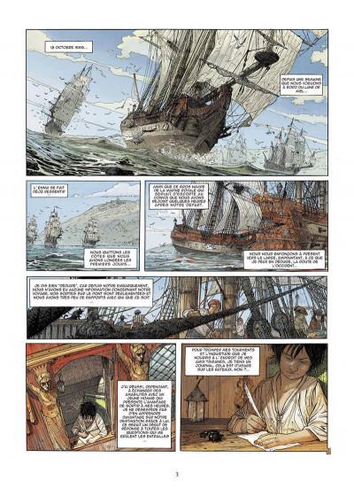 Page 3 le grand siècle tome 2 - benoît
