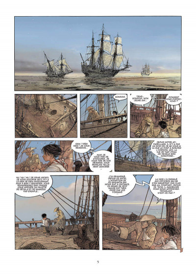 Page 5 le grand siècle tome 2 - benoît