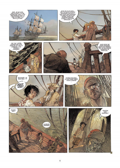 Page 6 le grand siècle tome 2 - benoît