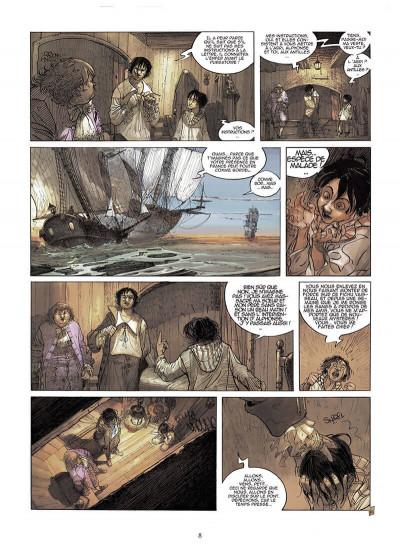 Page 8 le grand siècle tome 2 - benoît