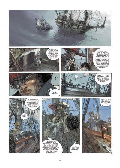 Page 9 le grand siècle tome 2 - benoît