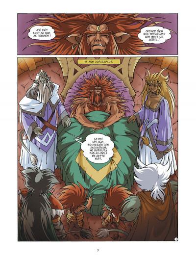 Page 4 Les légendaires tome 8