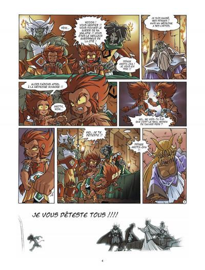 Page 5 Les légendaires tome 8