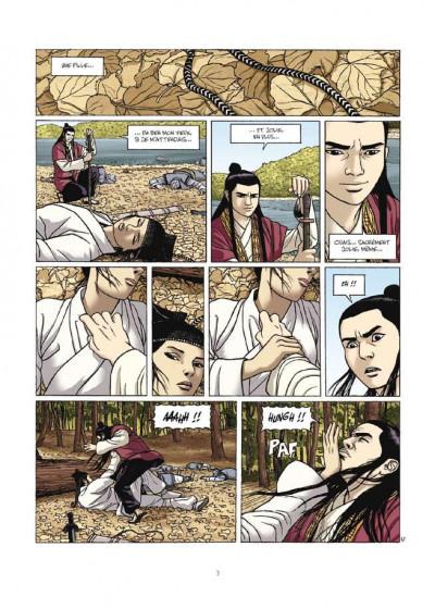 Page 1 le sabre et l'épée tome 3 - les brumes du vieil immortel
