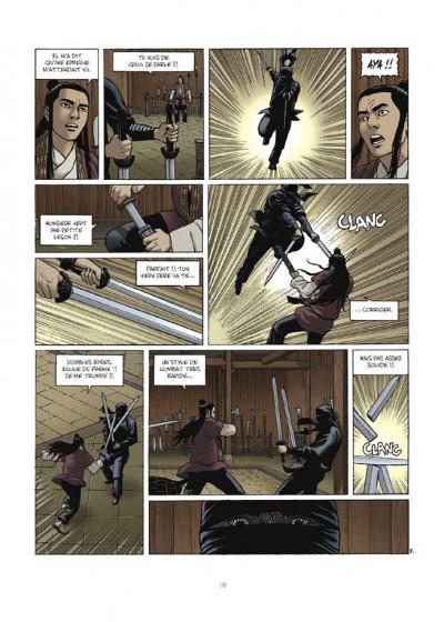 Page 2 le sabre et l'épée tome 3 - les brumes du vieil immortel