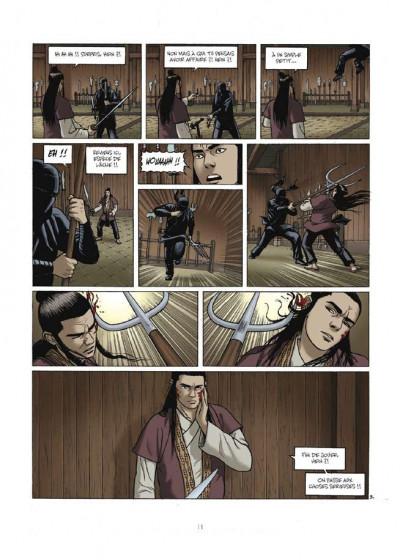 Page 3 le sabre et l'épée tome 3 - les brumes du vieil immortel