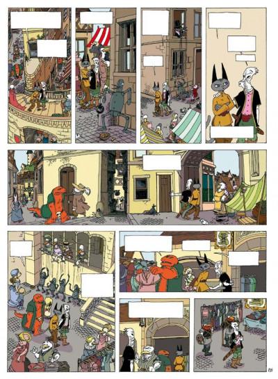 Page 2 donjon zénith tome 6 - retour en fanfare