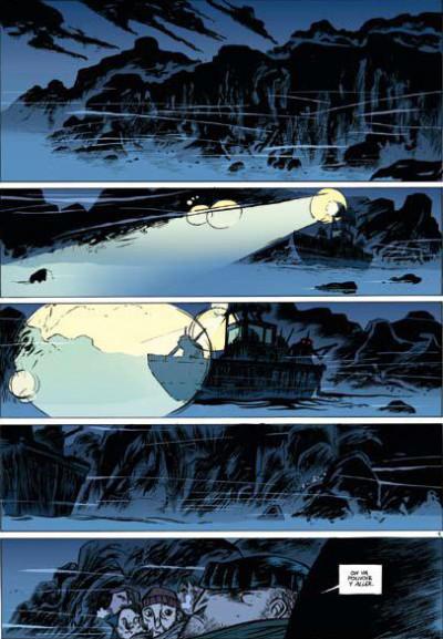 Page 1 le désespoir du singe tome 2 - le désert d'épaves