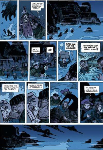 Page 3 le désespoir du singe tome 2 - le désert d'épaves