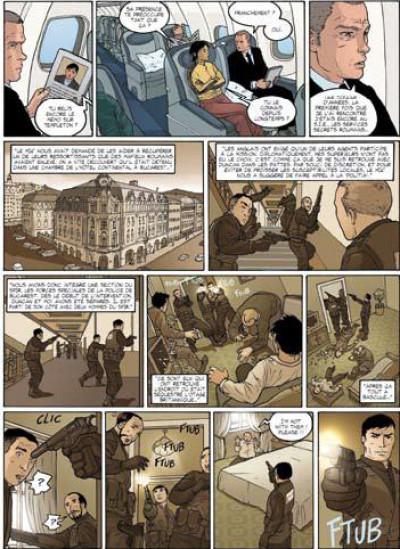 Page 2 watch tome 4 - mission 2, épisode 2 - la lignée