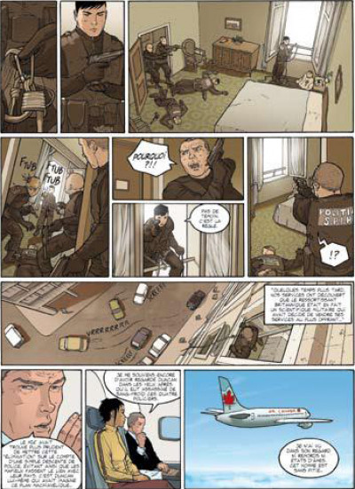 Page 3 watch tome 4 - mission 2, épisode 2 - la lignée