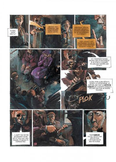 Page 2 Algernon Woodcock tome 6 - le dernier Matagot
