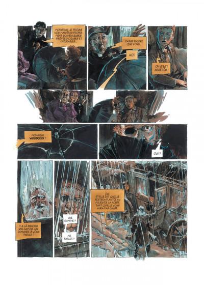 Page 3 Algernon Woodcock tome 6 - le dernier Matagot