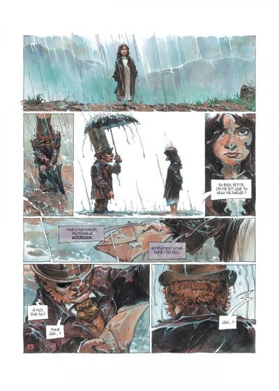 Page 4 Algernon Woodcock tome 6 - le dernier Matagot