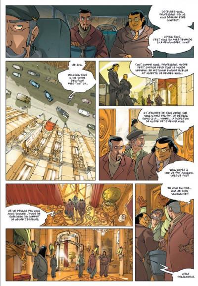 Page 1 l'ivresse des fantômes tome 2 - l'éminent professeur pélias