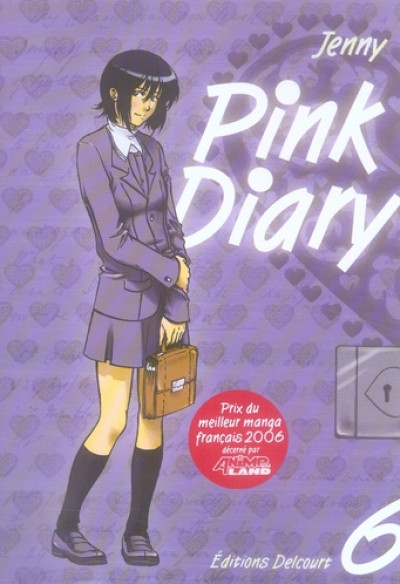 image de pink diary tome 6