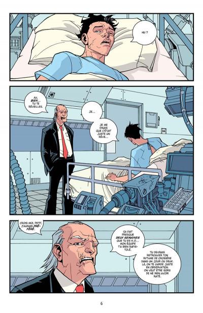 Page 7 invincible tome 3 - la relève