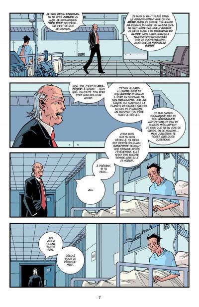 Page 8 invincible tome 3 - la relève