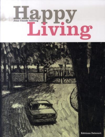 Couverture happy living ; récit complet