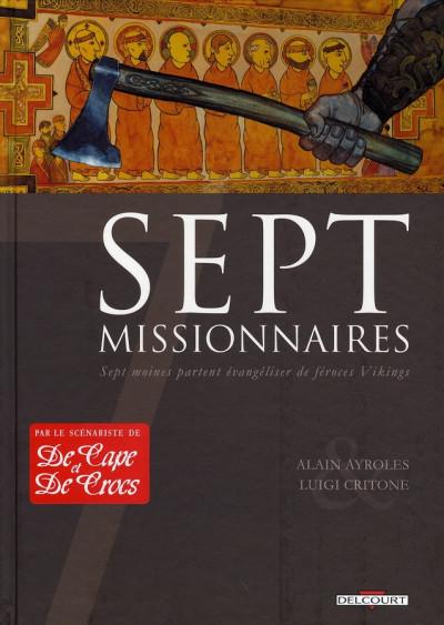 Couverture 7 missionnaires
