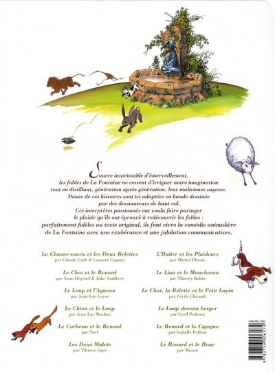 Dos la fontaine aux fables tome 1 (édition 2006)