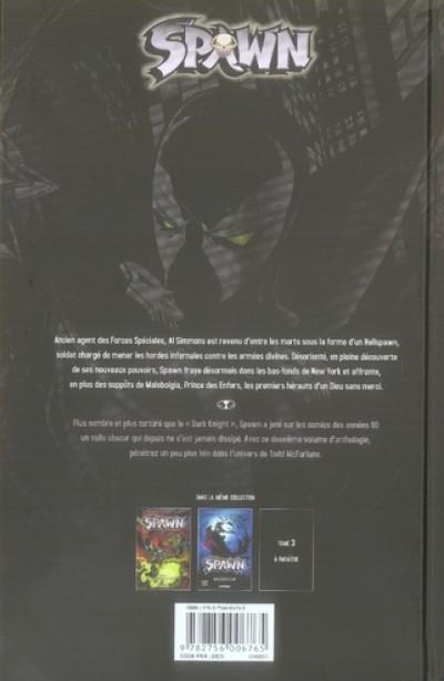 Dos spawn tome 2 - malédiction