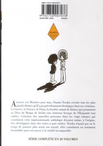 Dos tezuka, histoires pour tous tome 7