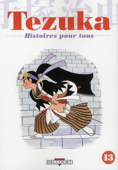 image de tezuka, histoires pour tous tome 13