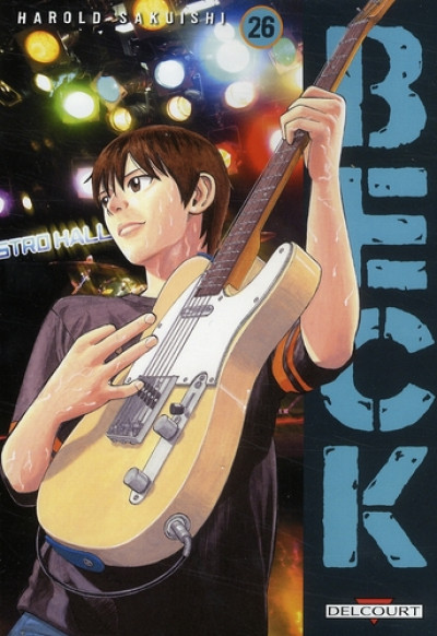 Couverture beck tome 26