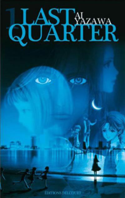 Couverture last quarter tome 1