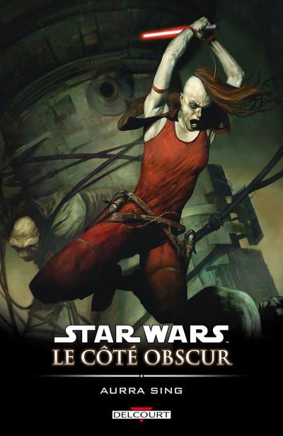 image de star wars - le côté obscur tome 8 - aurra sing