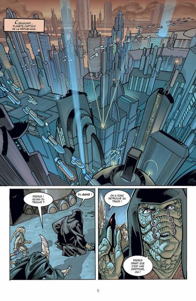 Page 6 star wars - le côté obscur tome 8 - aurra sing