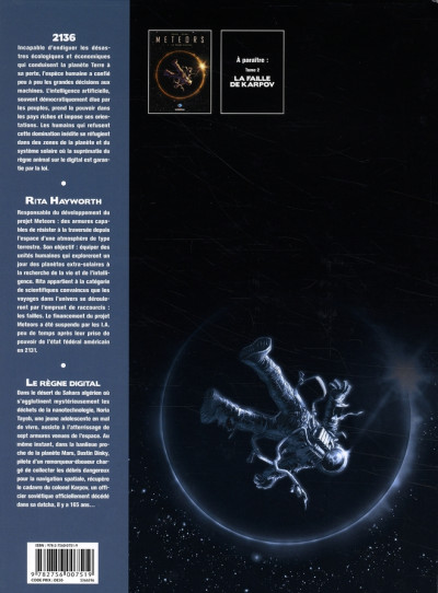 Dos Météors tome 1