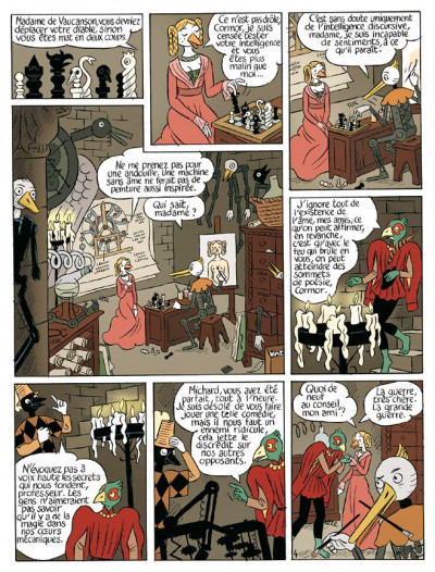 Page 1 donjon monsters tome 11 - le grand animateur