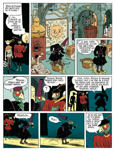 Page 3 donjon monsters tome 11 - le grand animateur