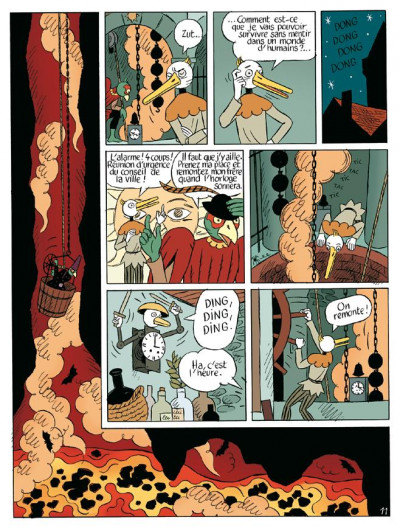 Page 4 donjon monsters tome 11 - le grand animateur