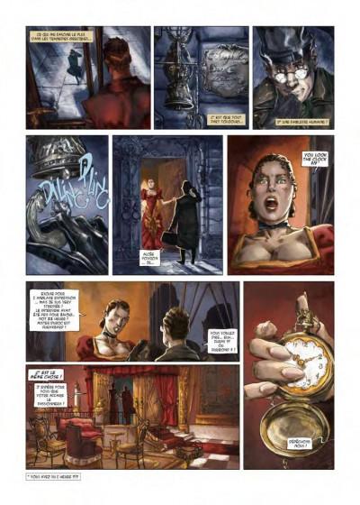 Page 1 waterloo 1911 tome 1 - un rouquin de trop