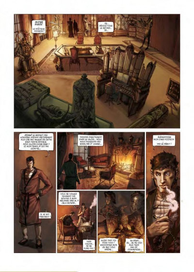 Page 3 waterloo 1911 tome 1 - un rouquin de trop