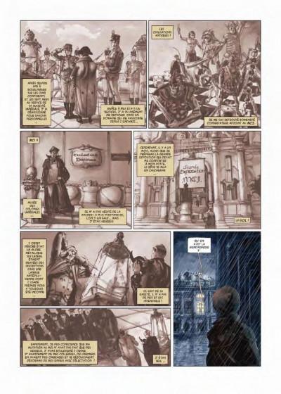 Page 4 waterloo 1911 tome 1 - un rouquin de trop