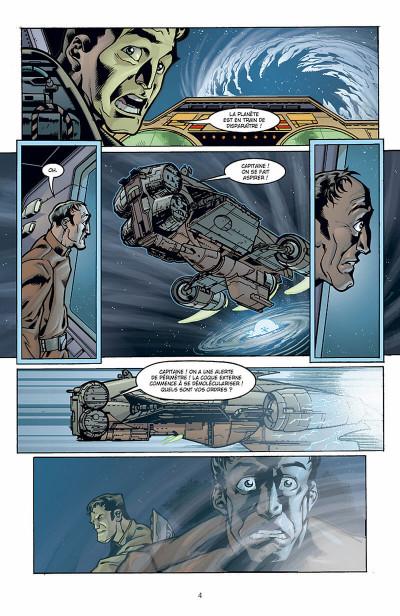 Page 5 star wars - jedi tome 5 - au bout de l'infini