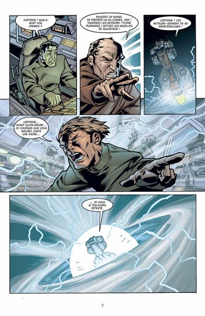 Page 6 star wars - jedi tome 5 - au bout de l'infini