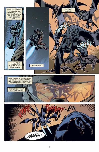 Page 8 star wars - jedi tome 5 - au bout de l'infini