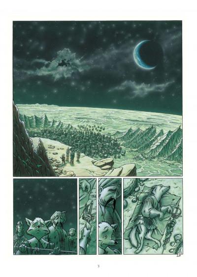 Page 1 De cape et de crocs tome 9