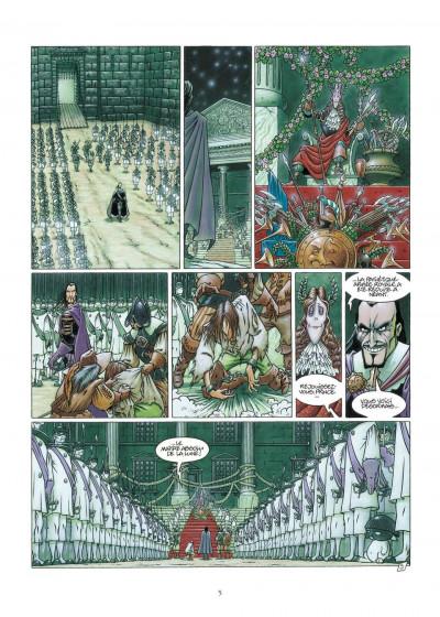 Page 3 De cape et de crocs tome 9