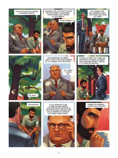 Page 3 on dirait le sud tome 1 - une piscine pour l'été